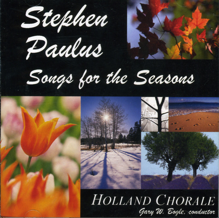 Holland Chorale - 'Songs for the Seasons'